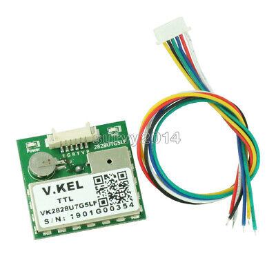 Gps Module With Antenna Ttl 1-10hz With Flash Flight Control Model Vk2828u7g5lf