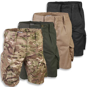 BRITISH-ARMY-STYLE-PCS-ACU-RIPSTOP-SHORTS-COMBAT-ISSUE-CAMO-AIRSOFT-CARGO