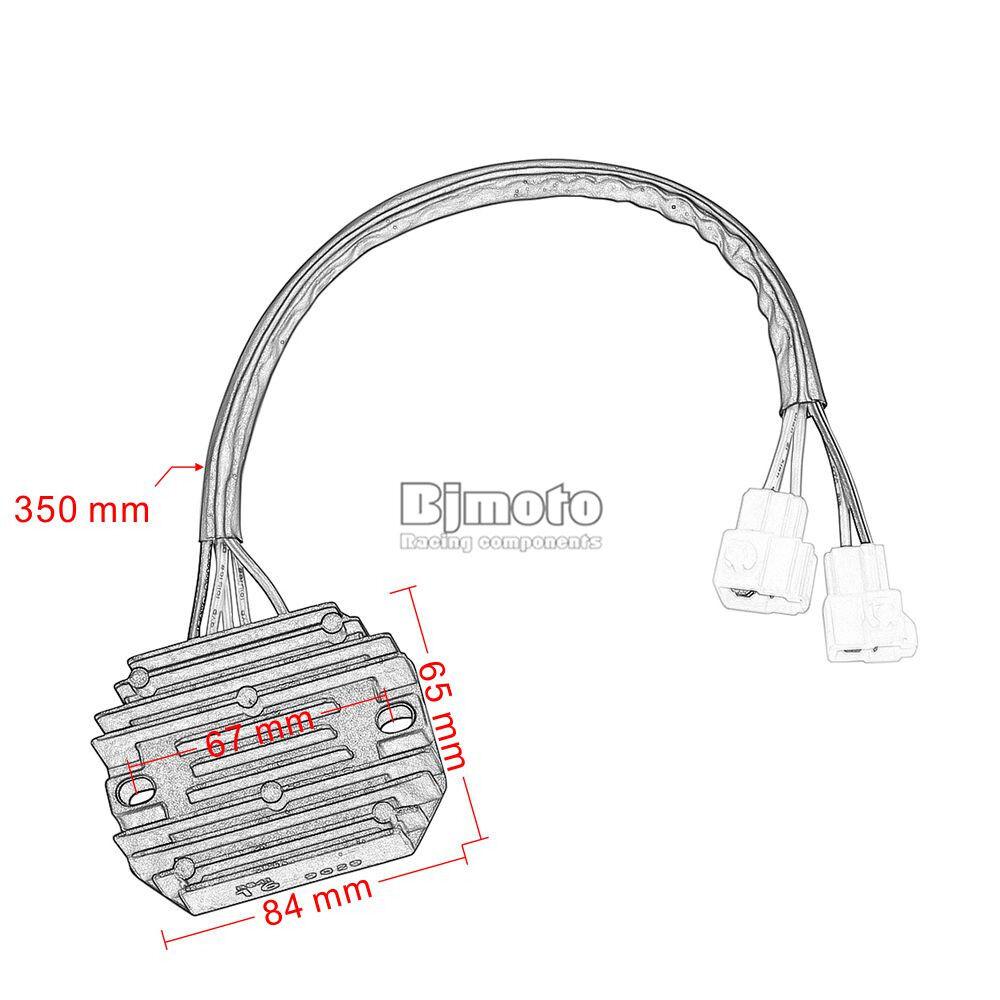 For Husqvarna TE 610 E DUAL/TE610SM 1998-2006 Voltage