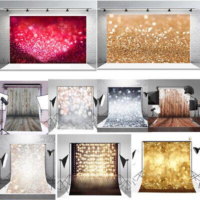 Glitter Wedding Photo Backdrop Flash Vinyl Photography Background Prop Studio