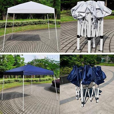 Two Colors EZ POP UP Wedding Party Tent Folding Gazebo Beach Canopy W/Carry - Beach Wedding Colors