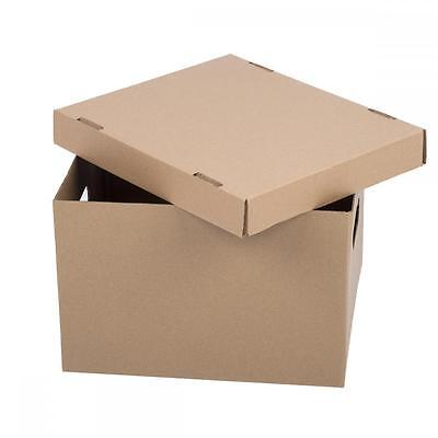 Moving Box Packing Shipping Box 10 Pack Cardboard Paper Carton 151210 P15