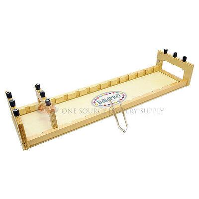 Beadpro Wooden Beading Loom Jewelers Tool Jewelry Making ...