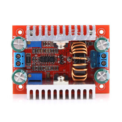 400W 15A DC Step-up Constant Current Power Supply LED Driver Boost Converter Drive Power Converter