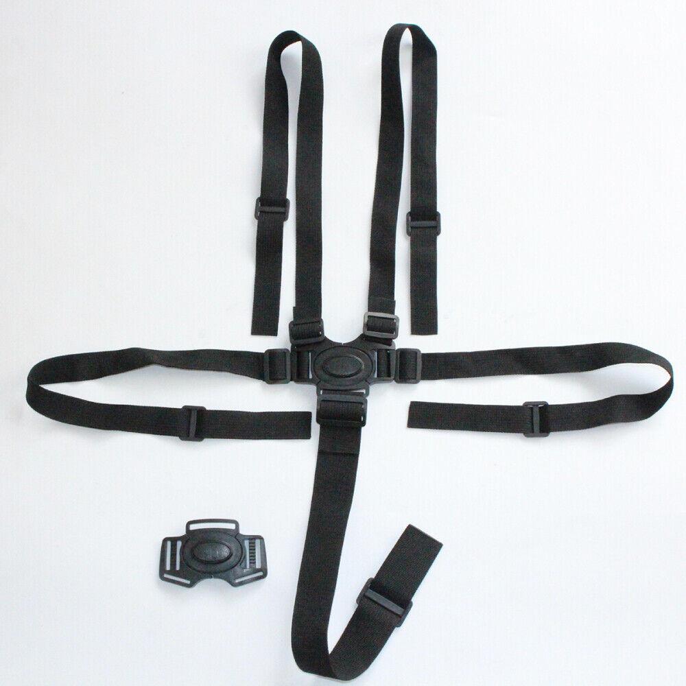 5 point baby infant safety belt strap