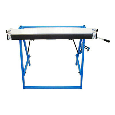 40 X 20 Gauge Bender Cutter Machine Sheet Metal Cutting Bending