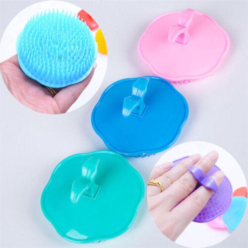 Women Men Massager Brush Comb Scalp Shampoo Shower Washing Hair Massage Home Use