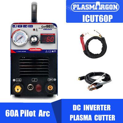 Icut60p Igbt Digital Air Plasma Cutting Machine Cnc 60a 1-18mm Dc 110220v