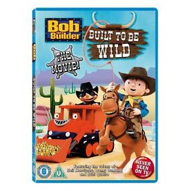 Bob the Builder Born to be Wild DVD The Movie!