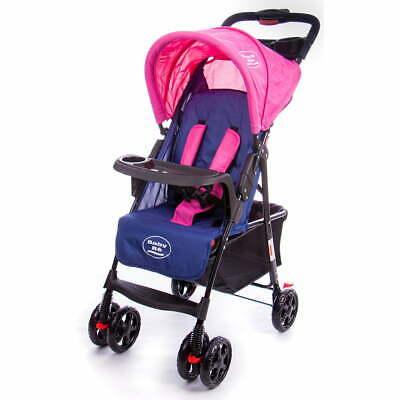 Passeggino Leggero per Bambini Trupia Sprint Rosa