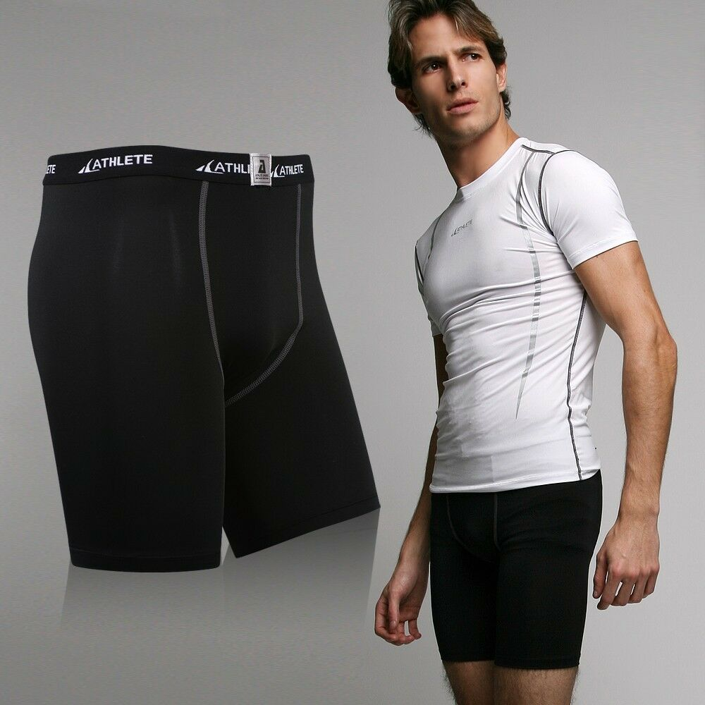 C02B ATHLETE Black Shorts