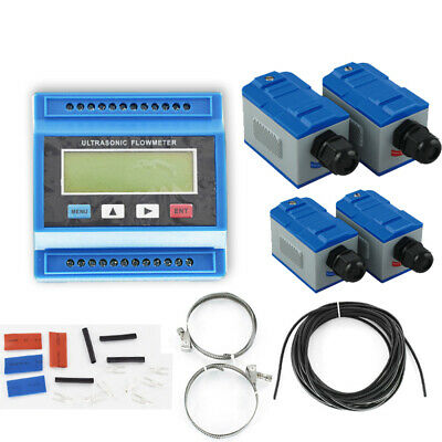 Module Type Ultrasonic Flowmeter Liquid Flowmeters Tuf-2000m Dn50 To 6000mm