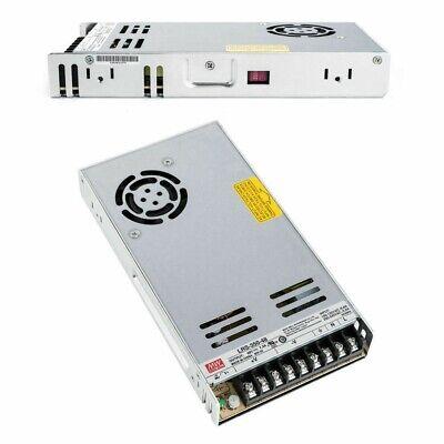 Mean Well Lrs-350-48 Power Supply 350w 48v 7.3a Ultra Flat 30mm 1hu Metal Case