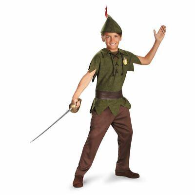 Kleinkind Peter Pan Kostüm 3T-4T von Disguise - Peter Pan Kostüm Kind
