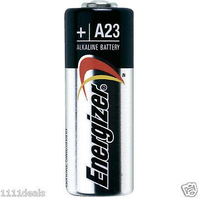 Energizer A23 Battery 12 Volt 23AE 21/23 GP23 23A 23GA MN21 12v