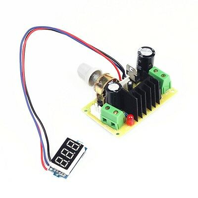 New Lm317 Step-down Power Module Adjustable Dc Regulator Power Supply Board