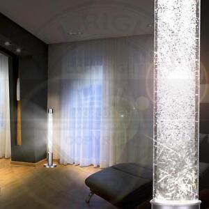 MIA Lava Lampe 760mm/ 1x40W/ Glitter/ Klar/ Leuchte Lavaleuchte Deko Steh
