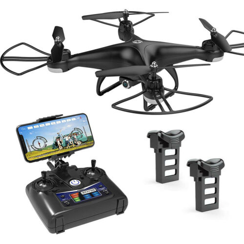 HolyStone HS110D FPV RC Drone with Wifi 720P HD Camera Video Wide-Angle UK Stock