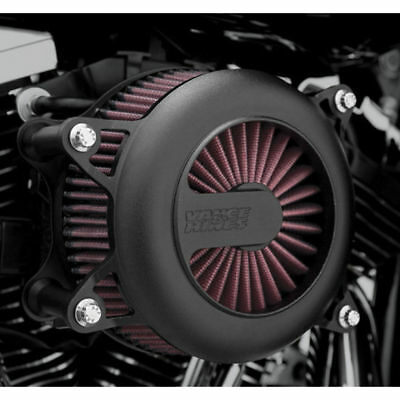 Vance & Hines VO2 Rogue Air Cleaner Intake for Harley Twin Cam -See Desc. Black