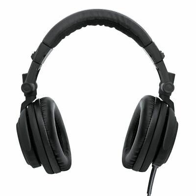 Último Profesional Monitor Estudio Auriculares Cerrado Con 50mm Driver AU-MH501