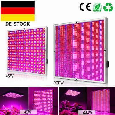 120W 200W LED Pflanzen Lampe Gewächshaus Rot Blau Wachsen Licht Plant Grow Light ()