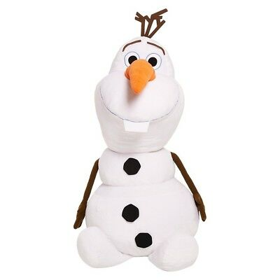 Disney Frozen Olaf Super Jumbo Plush 48 4' Tall Stuffed Snow