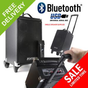 Fenton ST050 Portable PA Sound System 8