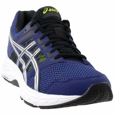 ASICS GEL-Contend 5  Casual Running Stability Shoes - Blue - Mens