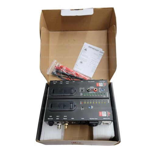 dbx CT3 Advanced Cable Tester MINT - Open Box (dbxCT3)