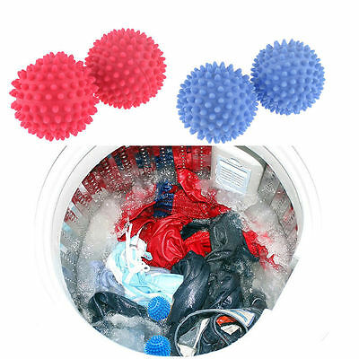 Lots Of Dryer Balls Washing Laundry Drying Fabric Fabric Softener Clean Home New