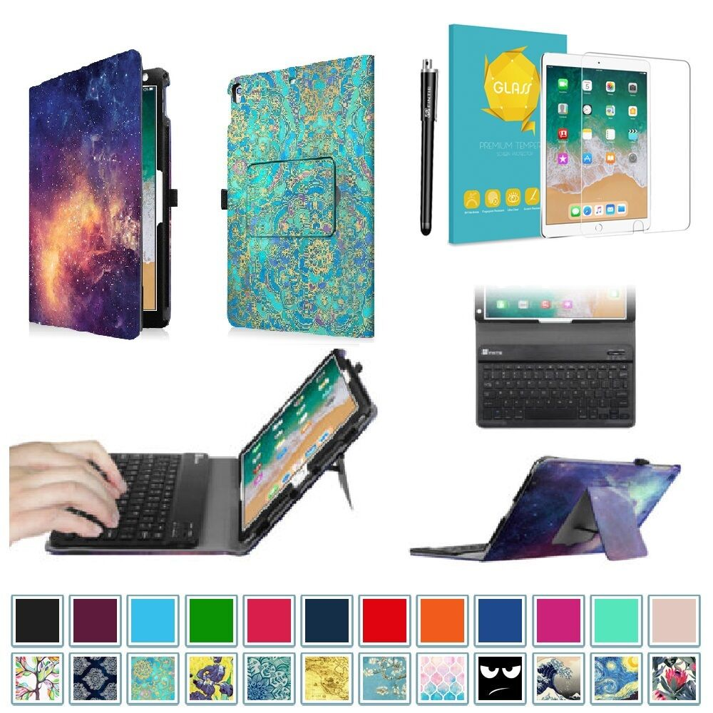 Fintie iPad Pro 10.5 Case Stand Cover + Removable Wireless B