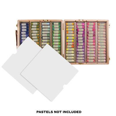 Jackson's : Empty Wooden Pastel Case : Holds 112 Jacksons or Unison Handmade Sof