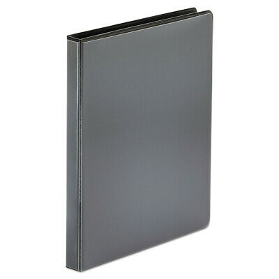 Office Impressions Off-80951 Round Ring View Binder 12 Capacity Blk