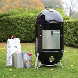 Weber® Smokey Mountain Cooker™ 57cm + With FREE Cover