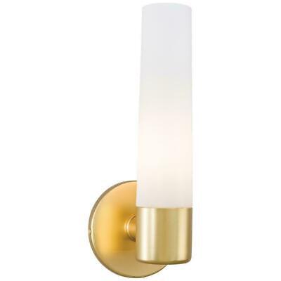 George Kovacs Saber 1-Light Honey Gold Wall Sconce