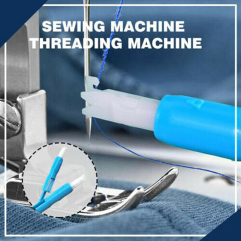 Insertion Tools Needle Threader Applicator Thread For Sewing