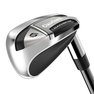 NEW Lady Cleveland Golf Launcher HB Irons Graphite Womens -