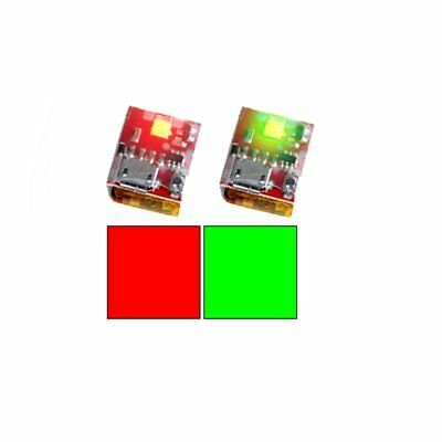 Red   Green Flytron Strobon Cree Led Drone Strobe Usa Shipping 2 Pack Navigation