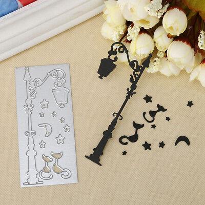 Merry Christmas Metal Cutting Dies Stencils Scrapbooking Embossing DIY Crafts D ()