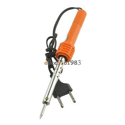 40w Electric Soldering Iron Ac 220v-240v Welding Tool Pencil Gun Eu Plug New