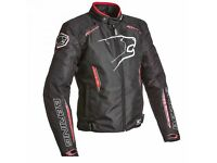New Bering Eskadrille (Blk/Red) Jacket