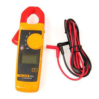 Fluke Ac Digital Multimeter Meter Voltmeter Amp Ohm Multi Volt Tester Lead