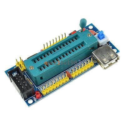 Atmega8 Atmega48 Development Avr Board Parts And Components Diy Kitno Chip