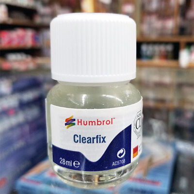 HUMBROL ClearFix - 28ml Bottle AC5708 - FREE SHIPPING