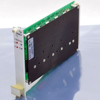 Ludl Lep Mdmsp High Speed Motor Amplifier 73000503 60-000164h Controller Card