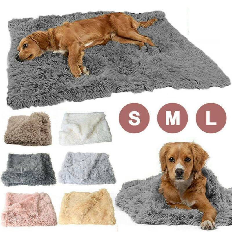 Plüsch Haustierdecke Hundedecke Katzendecke Fleece Decke Tierdecke Bett Matte