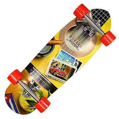 Havana Rev-Cruiser Guitar Complete Skateboard