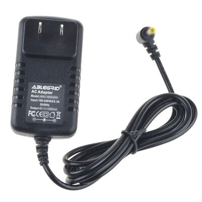 AC Wall Power Charger/Adapter Cord For Philips Portable DVD