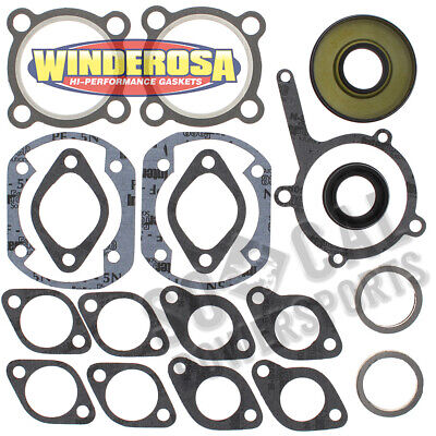 1971 Yamaha SS433 Snowmobile Winderosa Complete Gasket Kit with Oil Seals for sale  Shipping to Canada