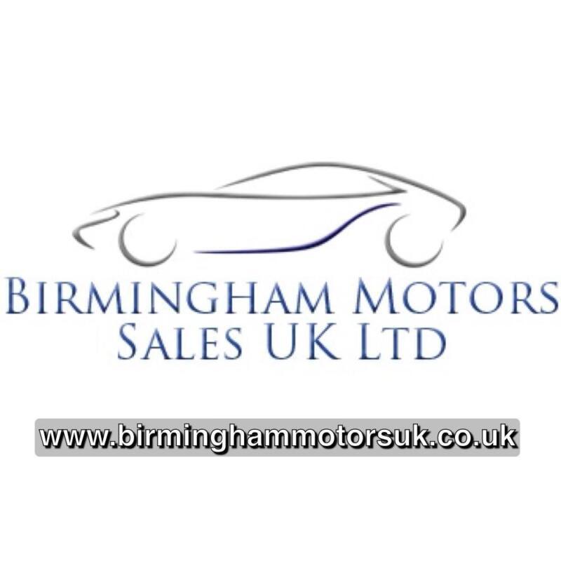BIRMINGHAM MOTORS SALES UK LIMITED Showroom | eBay Motors Pro